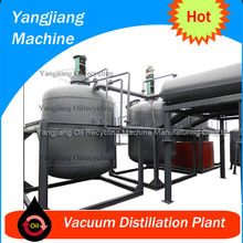 Chongqing Dark Oil Vacuum Distillation Unit YJ-TY-10