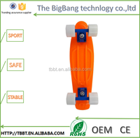 Sport equipment china supplier popular products in usa fish skateboard