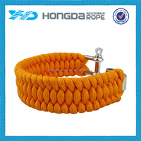 2015 Inventions for selling new product different types of paracord bracelets