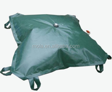 PVC Waste Water tank by boat ship marine Waste Water storage bag /bladder