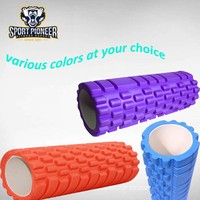 aerobic Hollow foam Yoga roller for exercise