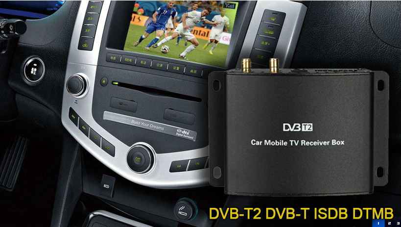 the most popular product full HD vga tv tuner box for car