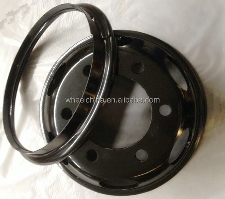 16-20 inch steel wheels