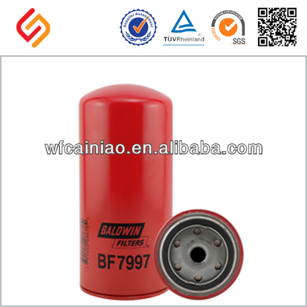 Good reputation OEM quality made in china truck parts oil filter