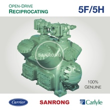 Carrier 5H120 Compressor, Carlyle 5H126 Refrigeration Compressor, Carrier 5H Compressor for Marine Transport Refrigerator