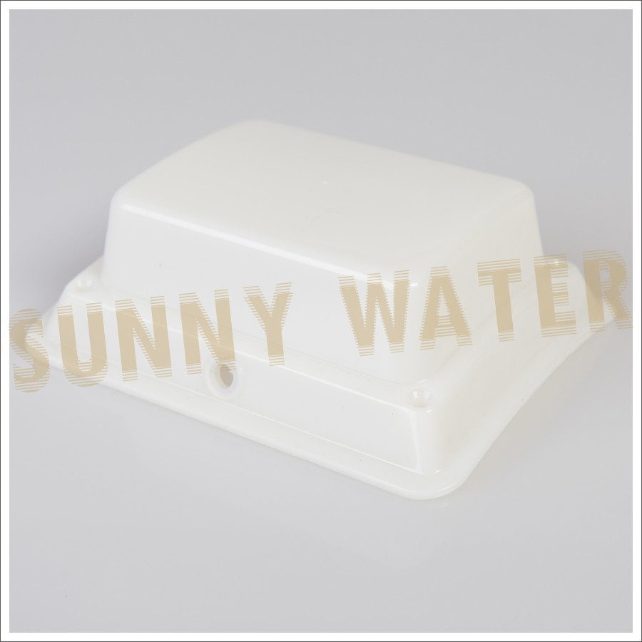 Solar water heater electrical heating cover,ABS material