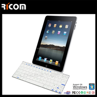 mini bluetooth keyboard for google nexus 4,mini slim bluetooth keyboard with metal material