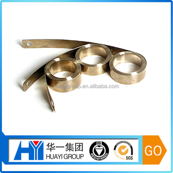 Customized Good Quality Constant Force Spring Metal Conforce