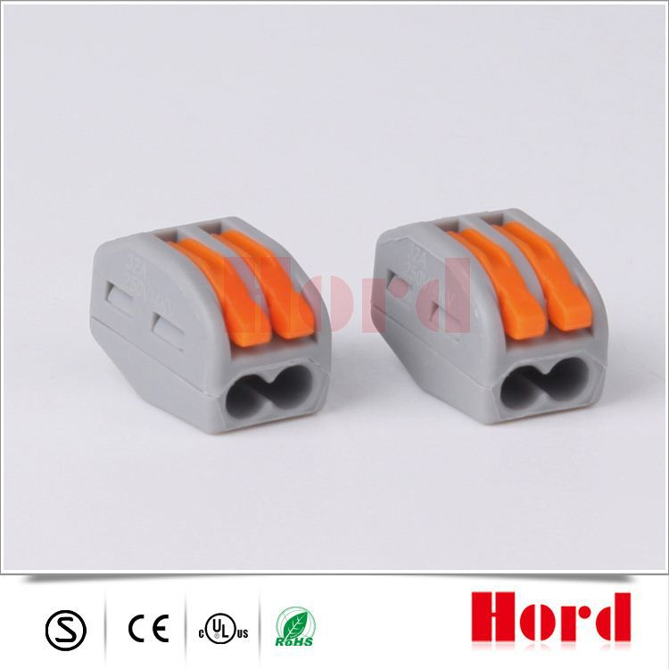Mobile phone battery connector, low voltage wire connectors