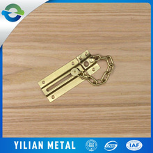 Supply Door safety chain hotel chain Bidirectional indoor door latch anti-theft chain