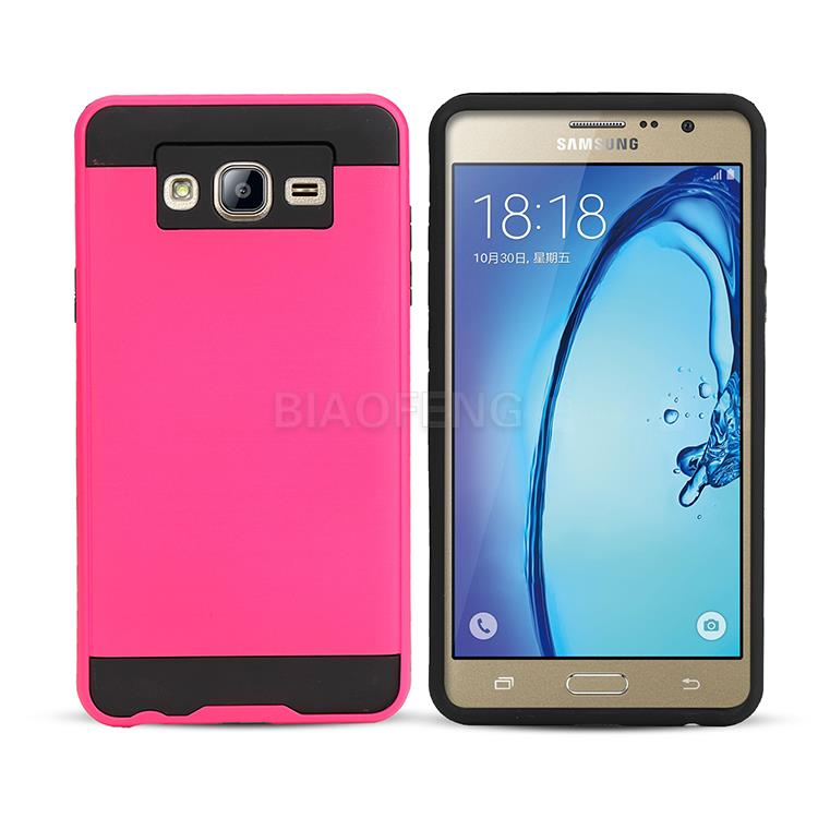 Wholesale toughed armor spice mobile phone back cover case for gionee pioneer p5w