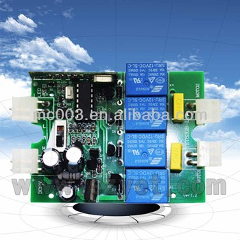 315/433mhz RF wireless receiver and transmitter module series with code for remote control and controller