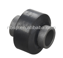 rubber bushing for suspension system