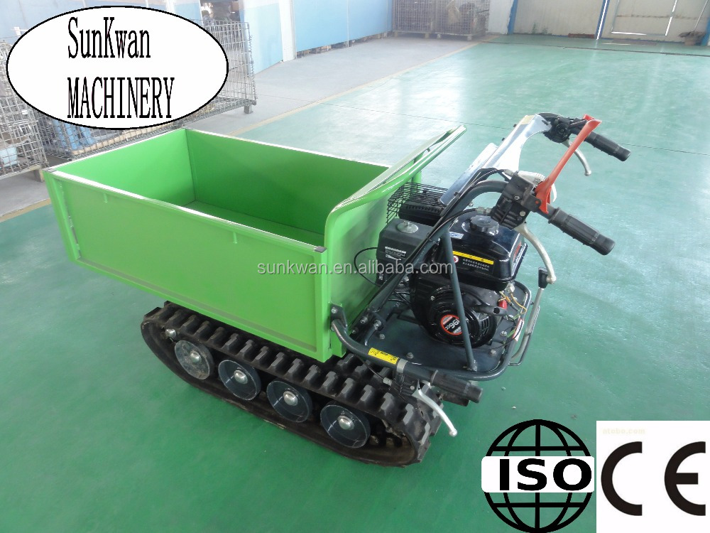2016 automatic mini dumper and wheel loader for construction