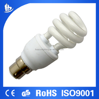 Wholesale Half Spiral CFL Bulb/Fluorescent/Spiral Energy Saving Lamp