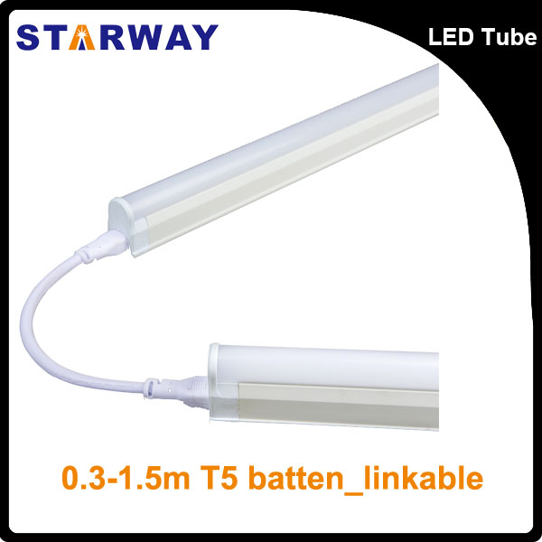 neutral white t5 led tube 30cm 3 years warranty