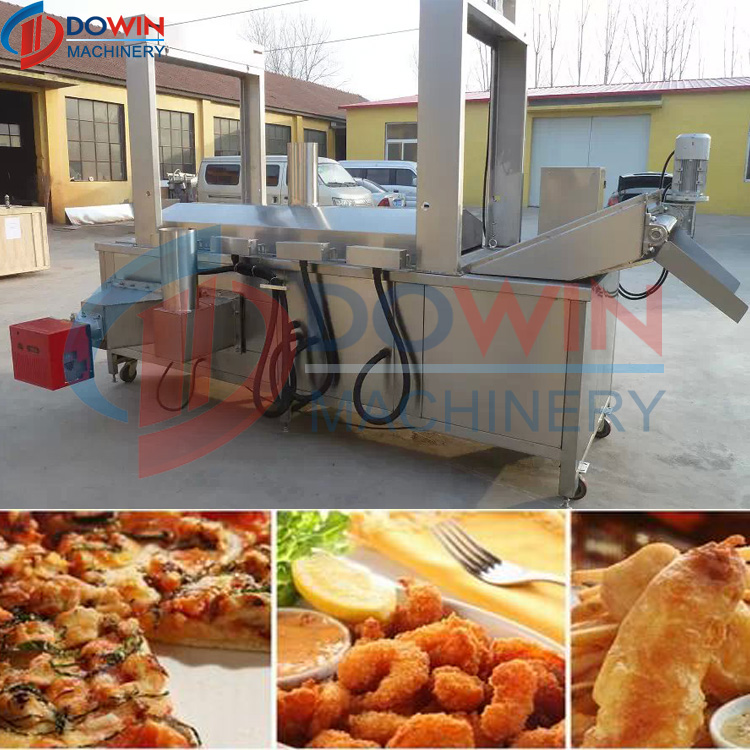 Fruit And Vegetable Frozen Processing Machinery Frozen French Fries Production Line/frozen French Fries Machinery