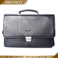 Closures lock for executive leather briefcase man brand PRENSITI manufacturers