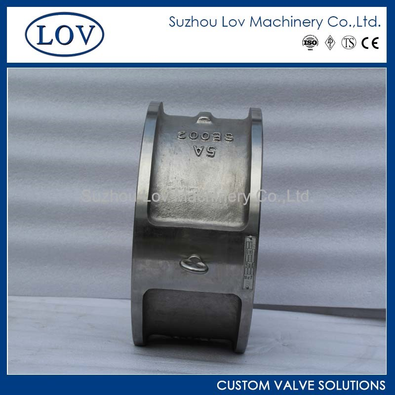 Dual Plate Check Valve Swing Type Check Valve