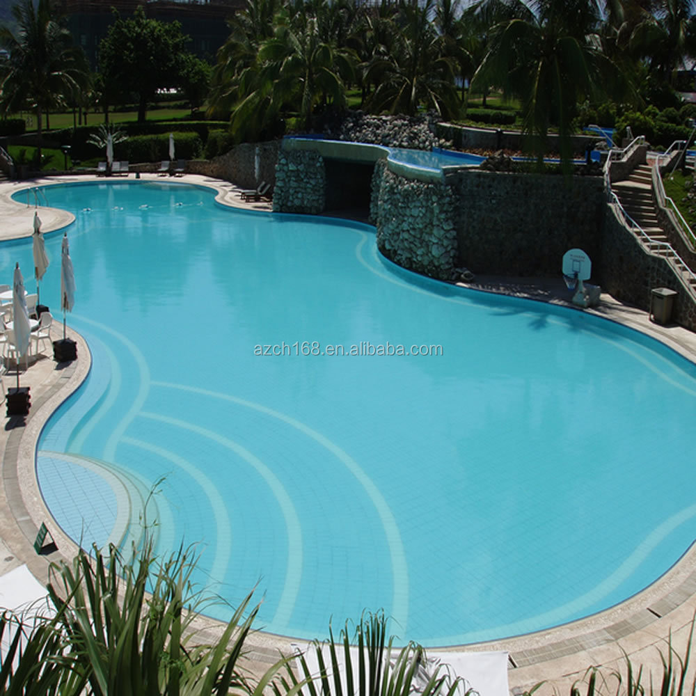 Large garden pool fountain swimming pool for outdoor buy for Big outdoor pool
