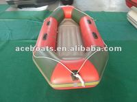 2012 hot sale 2.3m small inflatable kayak