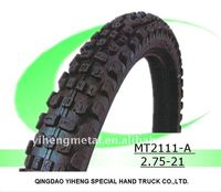 Motorcycle tyre 275-21
