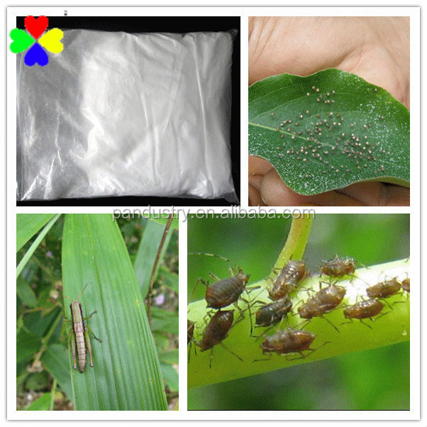 Insecticide Clothianidin Factory Direct Supply Pesticide Clothianidin