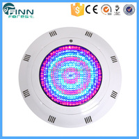Hot sale wall mounted type plastic swimming pool underwater led light