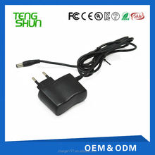 hot sales factory price 12v 0.5a ac/dc switching mode power adapter