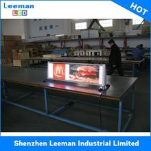program led displays outdoor p10 popular mobile advertising indoor p10 full color truck led display