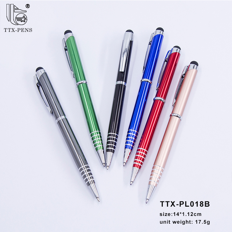 Cheap advertising metal cross ballpoint pen