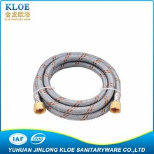 "The best selling professional Hot Selling AGA 5/8"",3/8"" connecting gas cooker flexible hose"