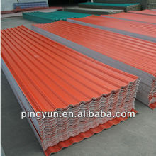 pvc plastic wave roof sheet for house,warehouse,shed,villa