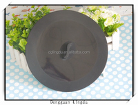 SIlicone cooking pot lids and adjustable pot lid