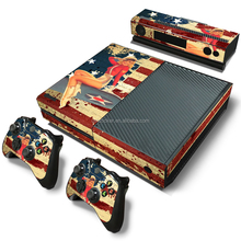 Custom Vinyl Sticker Skin For Xbox One Game Console