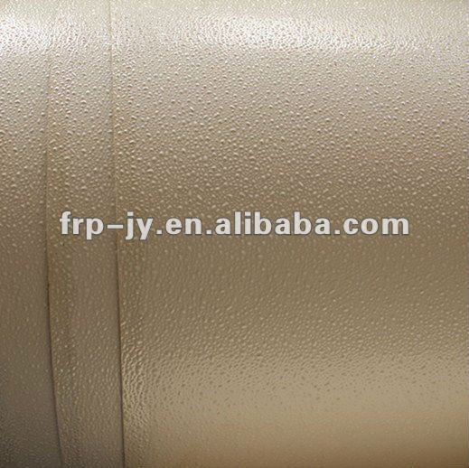 Embossed High Glossy Fiberglass FRP/GRP Panel For Building
