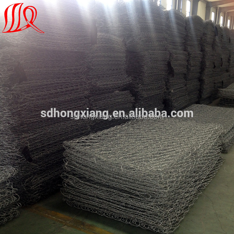 Good Quality Gabion wire mesh price (factory)