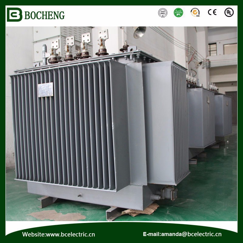 Steady Electric Power Saver rectifier oil immersed transformer with right price