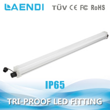 T8 tri-proof light 900mm 24w unique design motion sensor stairwells and parking room special design
