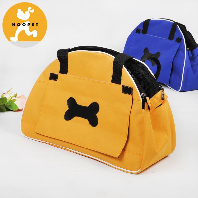 Cute face pet dog carrier bag