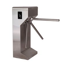 Bi-Directional Library Security Turnstile / Automatic Turnstile Gate for Shopping Complex