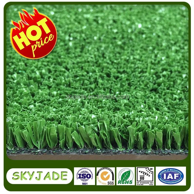 Professional training sport artificial grass for basketball or tennis
