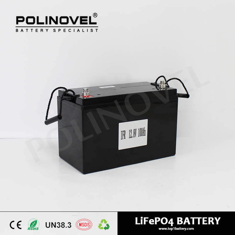 Lifepo4 100Ah 12 volt lithium ion maintenance free battery