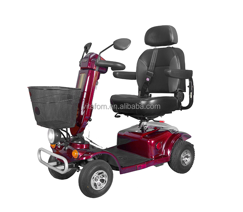 Vitafom Electric scooter for handicapped with CE approval