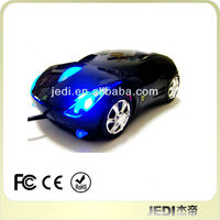 Promotion car mouse 2.4g 3d wireless usb mouse