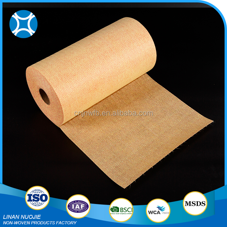 Export Absorbing Oil Household Breathable Nonwoven Spunlace