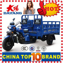 China BeiYi DaYang Brand 150cc/175cc/200cc/250cc/300cc 3 wheel with canopy tricycle