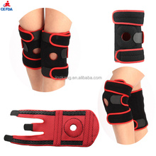 Adjustable Fitness Knee support for Football basketball,Neoprene Knee Support, Waterproof Knee Support knee protector for GYM