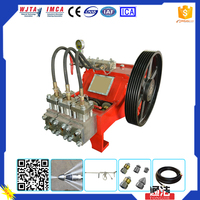 2015 HOT! 134L/M Cement Industry high pressure water pump car wash