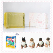 Baby diaper Hot Melt Glue for side waist tape